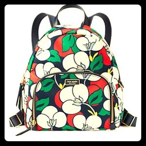 Kate spade backpack breezy floral and coin purse